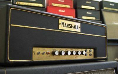 Marshall Amp Info