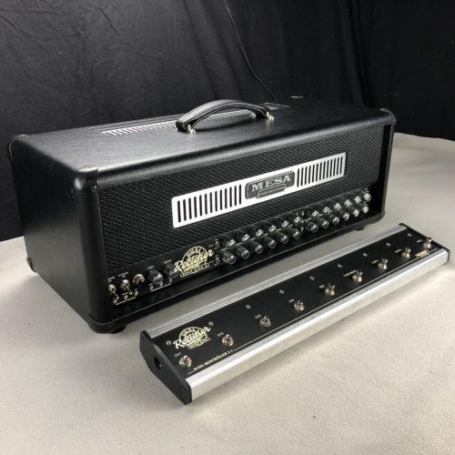 Mesa Boogie Roadking II + Flight Case #8295