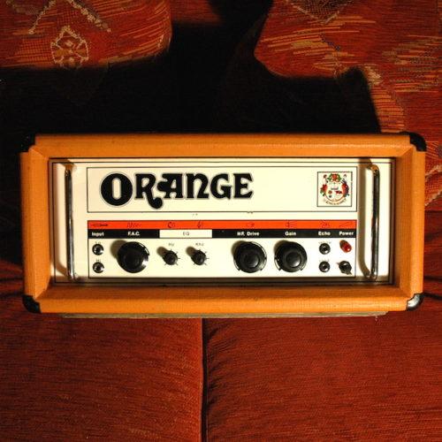1973 Orange OR 120