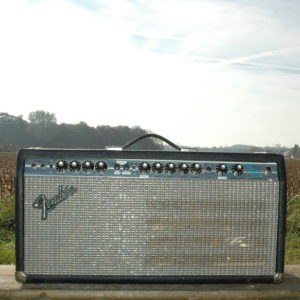 "1978 Fender Dual Showman ""Larry Mod"""