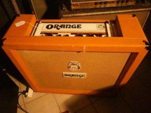 1976 Orange Combo OR 80R Reverb