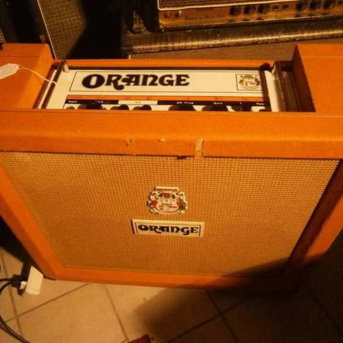 1976 Orange Combo OR 80R Reverb