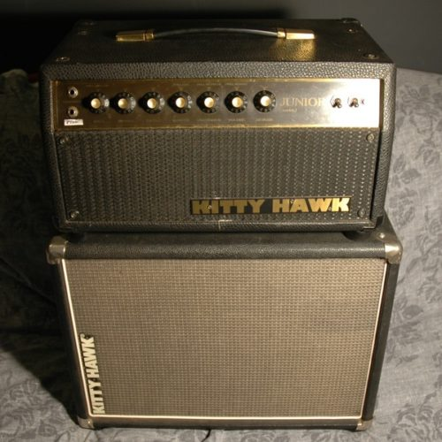 Kitty Hawk Junior + Kitty Hawk 1x12 Box