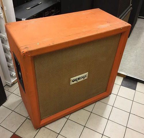 1978 Orange 4x12
