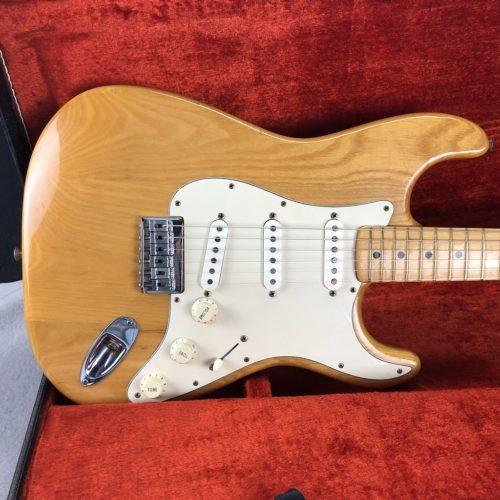 """1973 Fender Stratocaster """"Hardtail"""""""