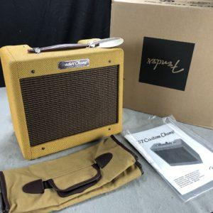 2017 Fender Custom '57 Champ