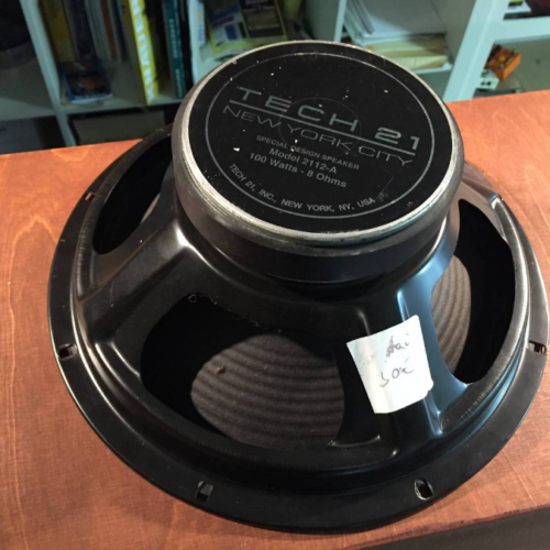 "Tech21 Speaker 12"", 8Ohm, 100 Watt"