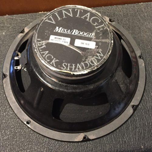 MESA Boogie black shadow Speaker