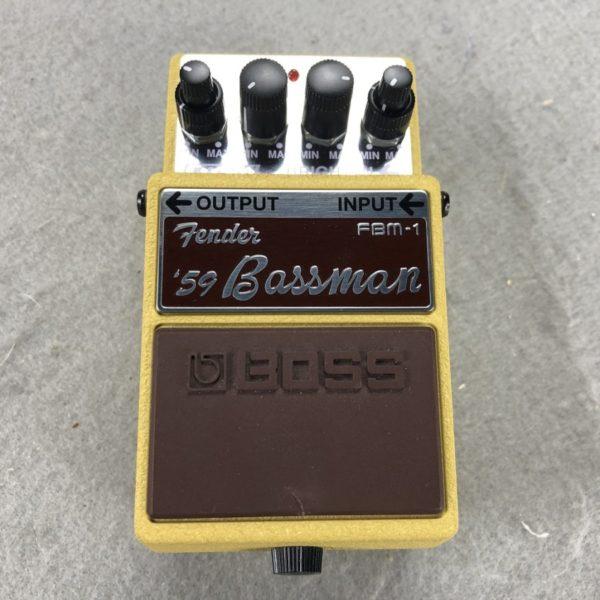 Boss `59 Bassman Amp