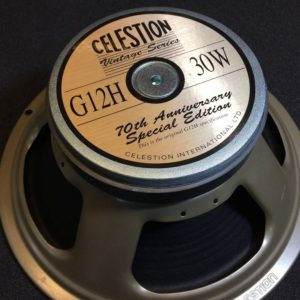 "Celestion G12H ""70th Anniversary Special Edition"""
