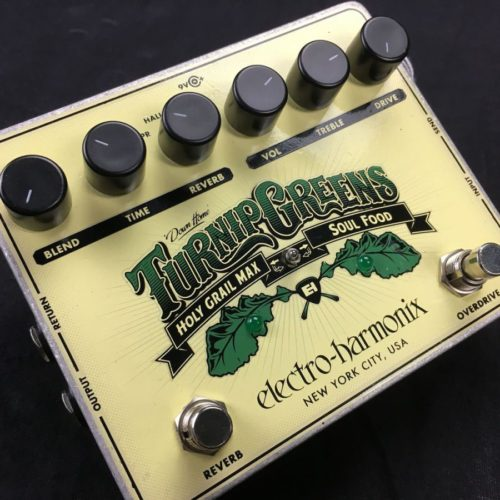 "Electro-Harmonix ""Turnip Greens"""