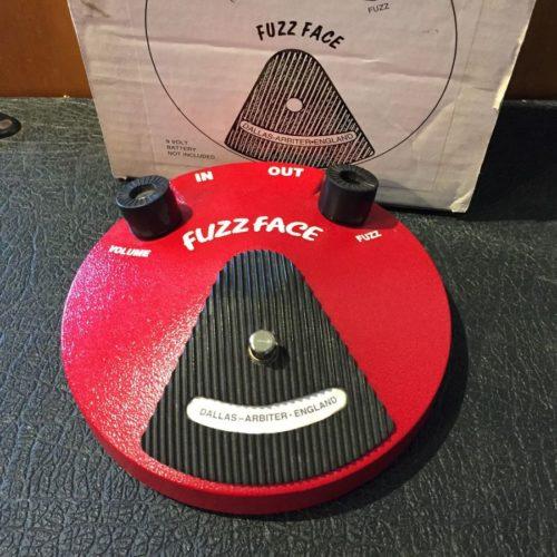 Dunlop FuzzFace