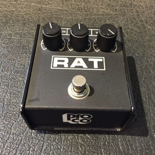 co RAT Distortion/Overdrive