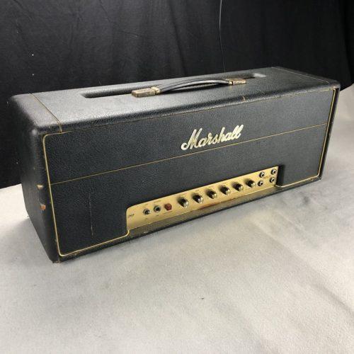 1967 MARSHALL Super Bass 100 Watt Plexi