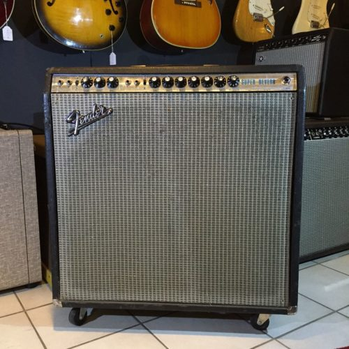 1973 Fender Super Reverb