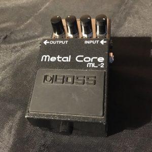 Boss Metall Core ML-2