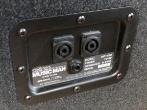 Music Man HD 500 Bassamp + HD 410 Box