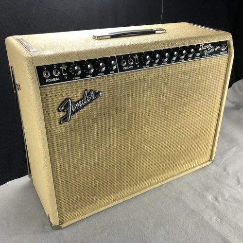2003 Fender blonde Twin Reverb