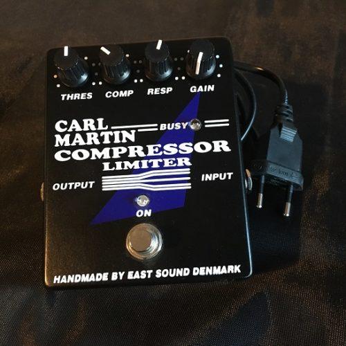 Carl Martin Compressor Limiter
