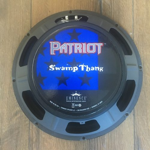 Eminence Patriot Swamp Thang