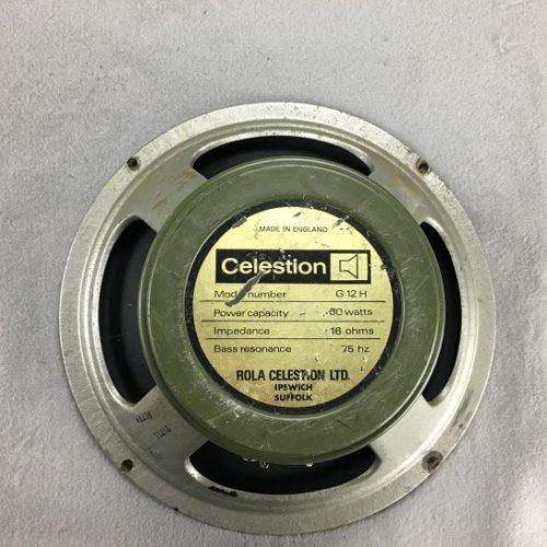 Celestion G12H