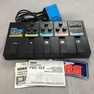 Korg PME40X -Vintage-
