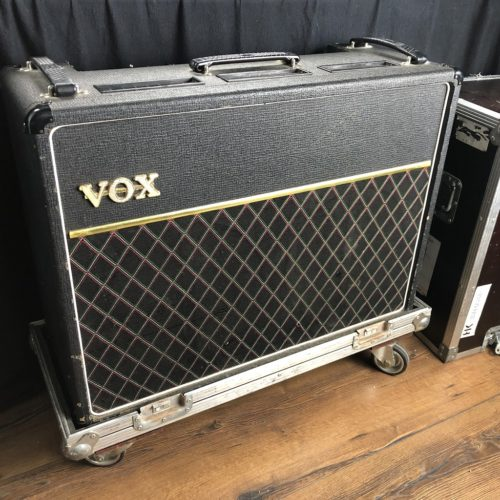 1980er VOX AC30 Topboost #9273