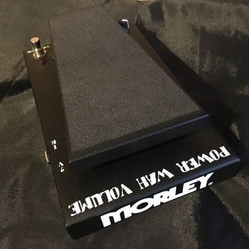 Morley Power Wha Volume