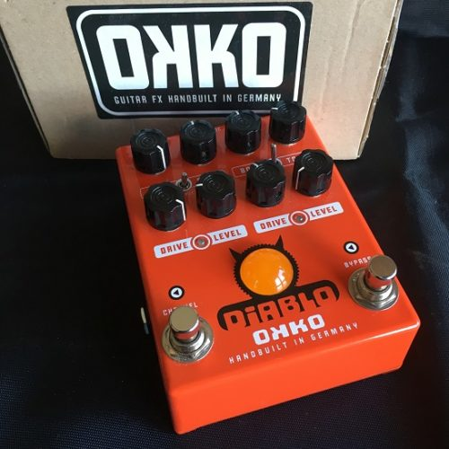Okko Diablo Dual Overdrive
