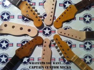 Captain Custom Necks