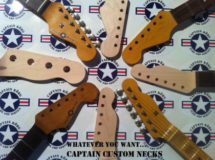 Captain Custom Necks