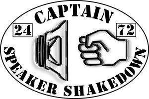 Captain Speaker Shakedown