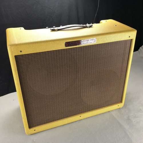2008 Fender '57 Twin Amp - Handwired
