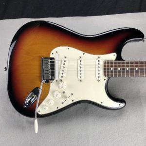 2007 Fender VG Stratocaster