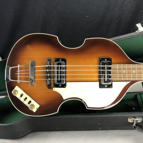 1975 Höfner 500/1 Bass