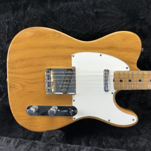 1975 Fender Telecaster Natural