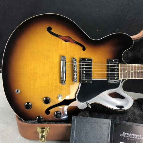 2014 Gibson ES-335 Memphis Custom Shop