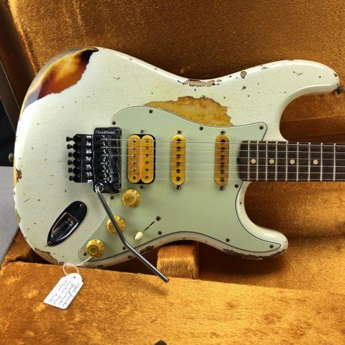 2016 Fender Relic 1960 Stratocaster
