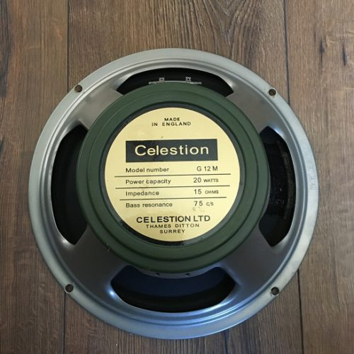 Celestion_GB_Membrane_geklebt_Back