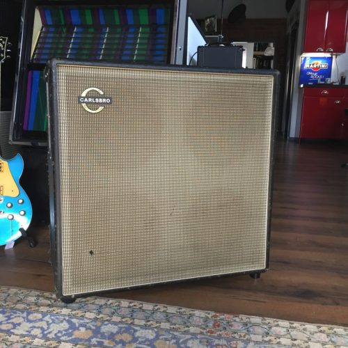 "1970 Carlsbro 4x12"" X0042 Captain Guitar Lounge"