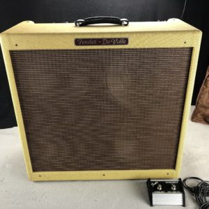 1998 Fender Hot Rod De Ville 4x10