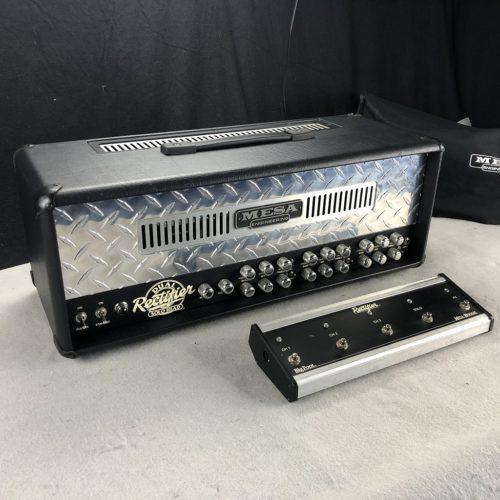 2000 Mesa Boogie Dual Rectifier Solo Head
