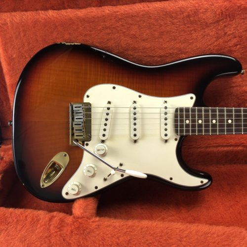 1995 Fender Stratocaster US Standard Collectors Edition
