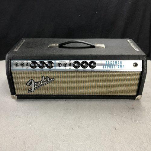 1969 Fender Bassman 50 Export