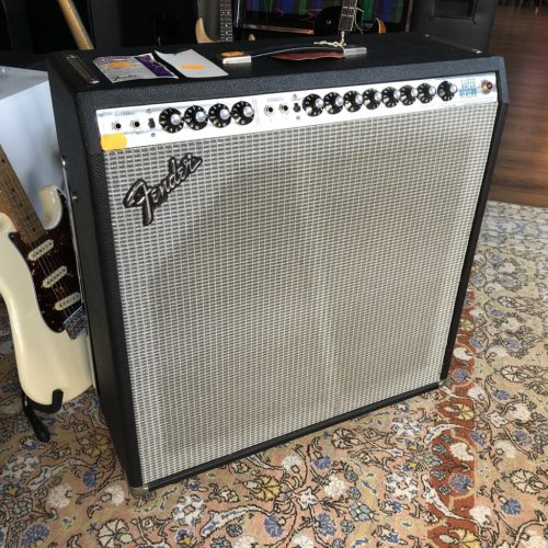 1980 Fender Super Reverb