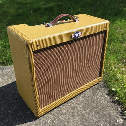 Captain FTD59 Tweed Deluxe