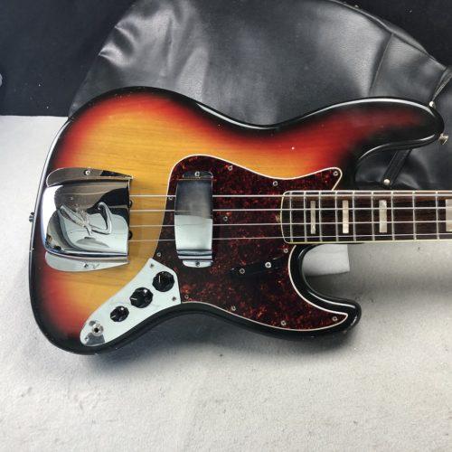 1972 Fender Jazzbass