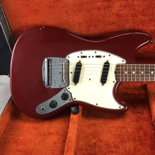 1965 Fender Mustang - Dakota Red