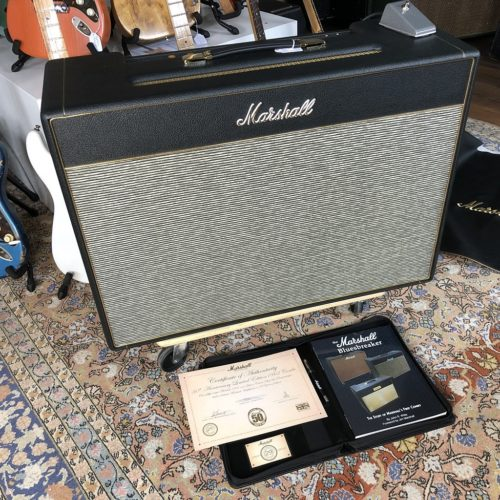 2012 Marshall Bluesbreaker 50th Limited Edition