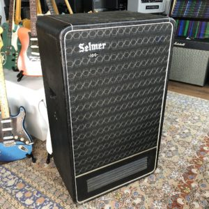 1965 Selmer Goliath 100 Box